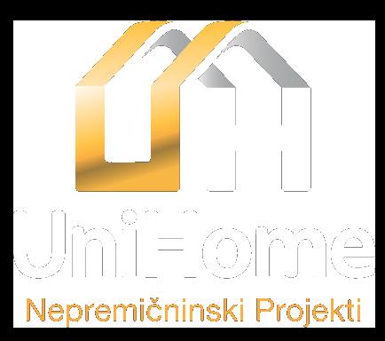 UniHome – Nepremičninski projekti